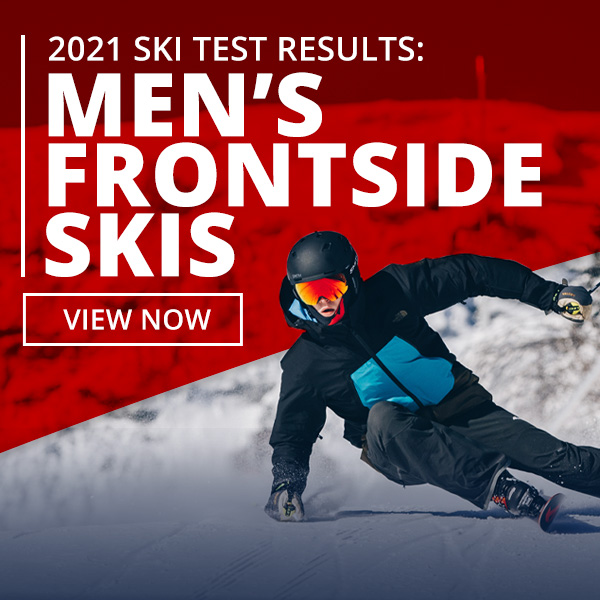 Browse 2018 Ski Test by Category: Men's Frontside