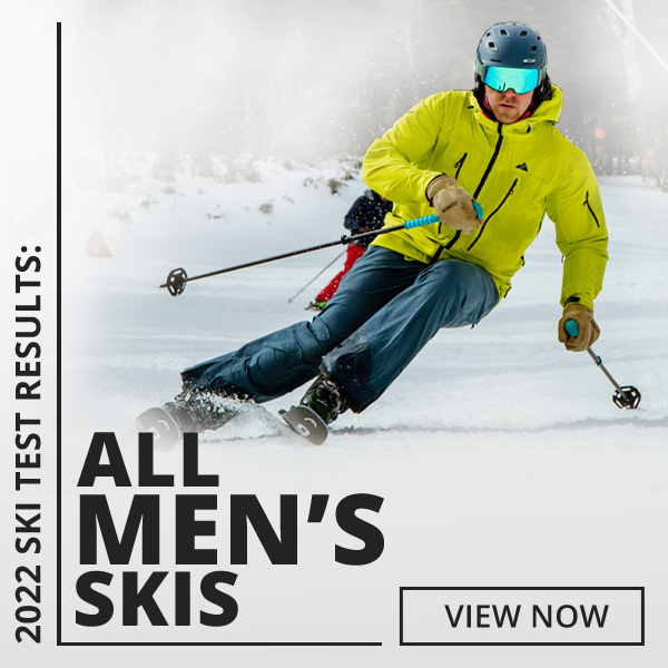 Browse 2022 Ski Test by Category: Men's