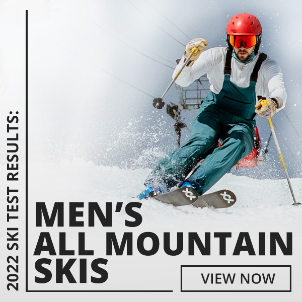 Browse 2022 Ski Test by Category: Men's All Mountain