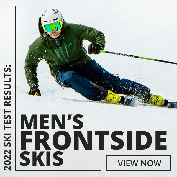 Browse 2022 Ski Test by Category: Men's Frontside
