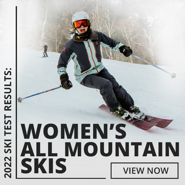 Browse 2022 Ski Test by Category: Women's All Mountain