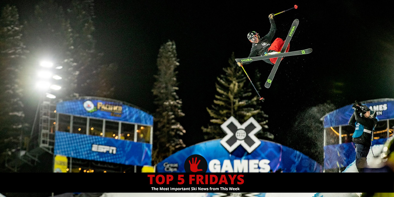 Top 5 Friday January 29, 2021 Lead Image