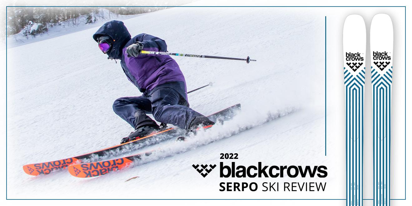 2022 Black Crows Serpo Ski Review: Lead Image