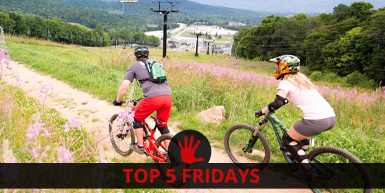 Top 5 Friday June 25, 2021: Intro Image