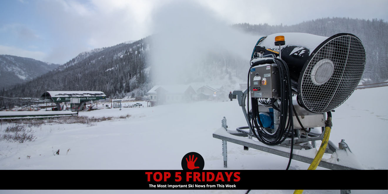 Top 5 Friday October 15, 2021: Lead Image